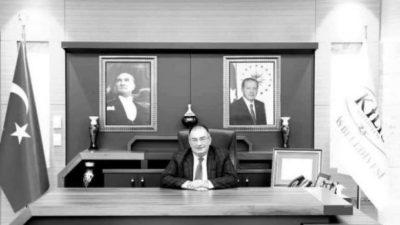 Başkan Kılınç'tan, Kilis Belediye Başkanı Bulut İçin Başsağlığı Mesajı