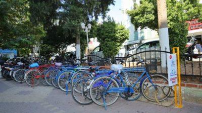 Adıyamanlılar 'Bisiklet Park' Uygulamasını Sevdi