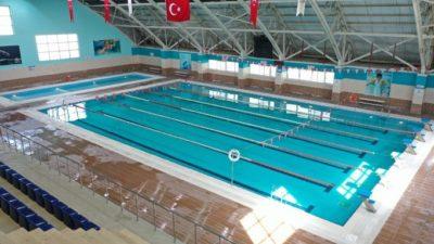 Adıyaman Belediyesi Spor Kompleksi Kapılarını Açmaya Hazırlanıyor