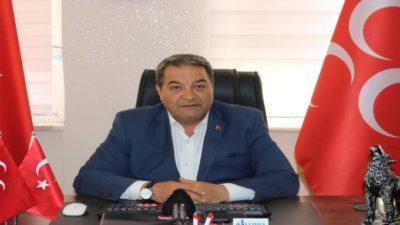 Milletvekili Mehmet Fendoğlu, Gazi Mustafa Kemal ATATÜRK'ÜN ebediyete intikalinin 82. dönümü nedeniyle bir mesaj yayımladı.