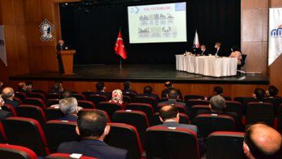 2020 yılı 4. Dönem İl Planlama ve Koordinasyon Kurulu Toplantısı Düzenlendi