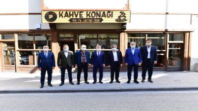 """""""Yeşilyurt'un Tarihi Dokusuna Değer Katacak Güzel Yatırımlar Yapılıyor"""""""