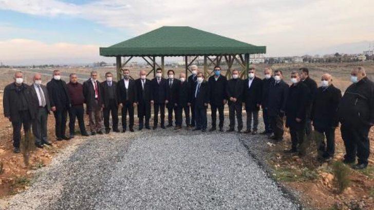 """Malatya Ülkü Ocakları'nda Başbuğ Alparslan Türkeş'in doğum günü münasebetiyle düzenlenen anlamlı etkinlik; """"Başbuğ'un Fidanları"""""""