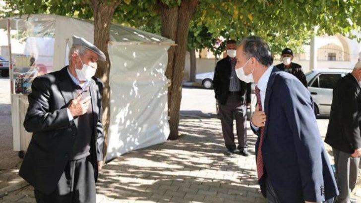 Başkan Kılınç Musalla Mahallesi Sakinleriyle Bir Araya Geldi