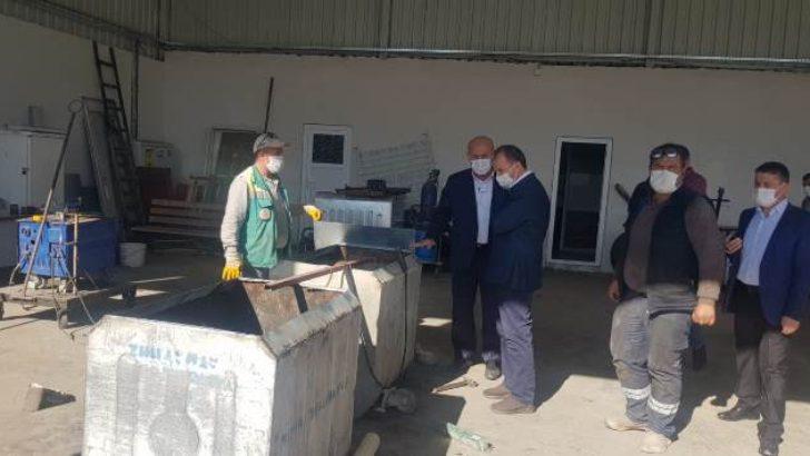 Başkan Kılınç, Temizlik İşleri Personeliyle Bir Araya Geldi