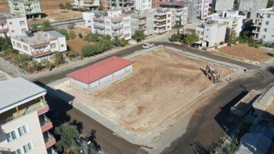 Fatih Mahallesi'ne Yeni Oyun Parkı