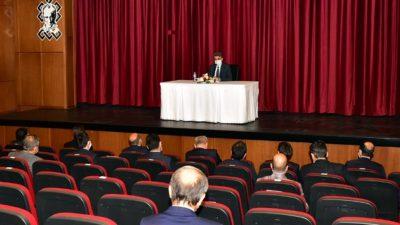 İl Geneli Pandemi Değerlendirme Toplantısı Yapıldı