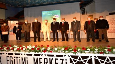 Vali Aydın Baruş, 24 Kasım Öğretmenler Günü Kutlama Programına Katıldı
