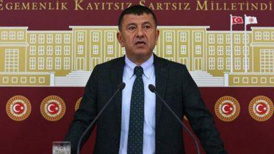 Veli Ağbaba Ak Partili Belediyede Yaşanan Skandalı Gündeme Getirdi!