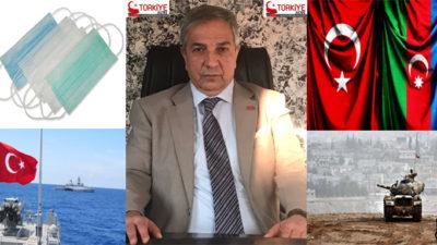 """""""2020 DEĞERLENDİRMESİ"""""""
