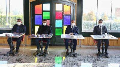 Başkan Kılınç, Muhalefet Partili Meclis Üyeleriyle İstişare Toplantısında Buluştu