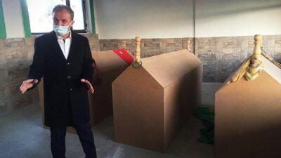 Başkan Kılınç, Yenilenen Yediyaman Türbesini İnceledi