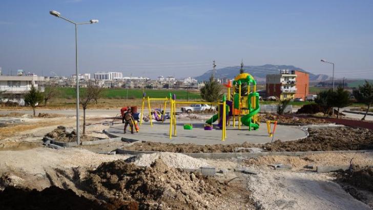 Yunus Emre Mahallesi de Yeni Parka Kavuşuyor