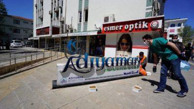 Adıyaman Belediyesi'nin Sokak Hayvanlarına Yönelik Çalışmaları Takdir Görüyor