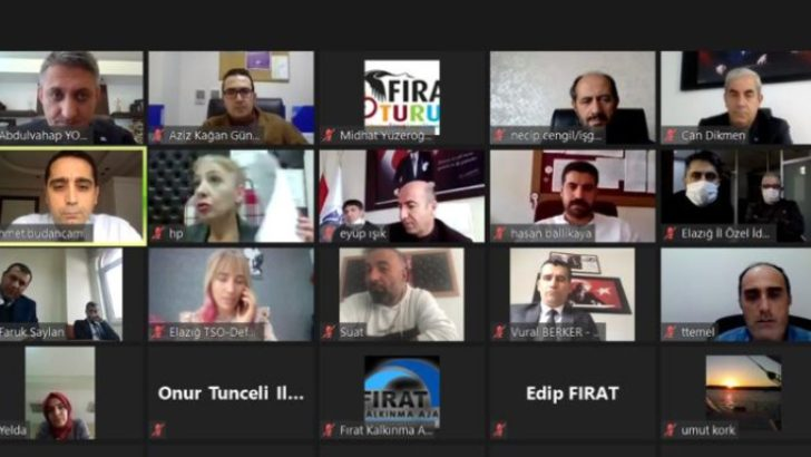 FKA'dan Proje Yararlanıcılarına Online Eğitim
