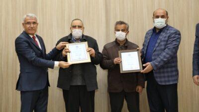 Osman Güder, Malatya'daki hayırsever iş adamları ile bir araya geldi