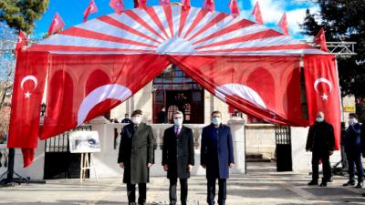 Atatürk'ün Malatya ya Gelişinin 9o.Yıldönümü.