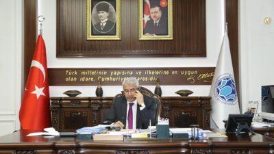 Başkan Güder  Trt Gap  Radyosuna  Battalgazi Yatırımlarını anlattı