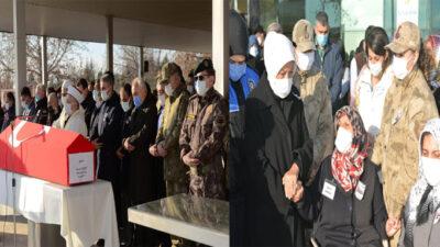 Şehit Semih Özbey, Malatya'da gözyaşlarıyla toprağa verildi