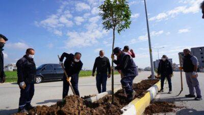 """Başkan Kılınç: """"Adıyaman Daha Yeşil Olacak"""""""