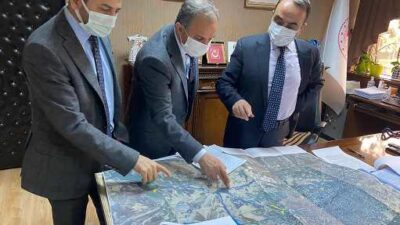 Başkan Kılınç, Ankara'da Çeşitli Temaslarda Bulundu