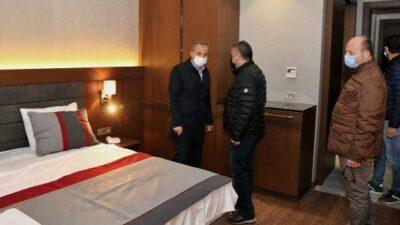 Başkan Kılınç, Turizmcilere Ziyaretlerini Sürdürüyor
