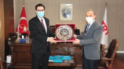 Başkan Kılınç'ın İl Dışı Temasları Sürüyor