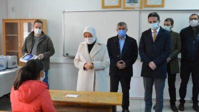 AK Partili Çalık:Malatya'ya 30 yeni okul kazandırılacak