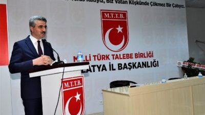 Kayseri Milletvekili, MTTB Genel Başkanı Karayelden, Vali Baruş'a Ziyaret