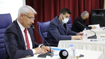 Battalgazi Meclisi Mart Ayı Olağan Toplantısı Tamamlandı