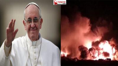 Papanın Irak Ziyareti ve Somali Suriye de Patlayan Bombalar