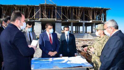Altay Kışlası Sosyal Tesislerinde Sona Gelindi
