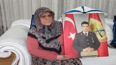 Gara şehitlerinden Semih Özbey'in Annesi İlk Kez Konuştu