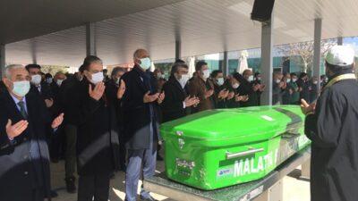 Mehmet Özpolat vefat etti