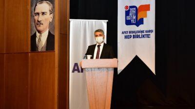 Vali Aydın Baruş Başkanlığında İl Afet Risk Azaltma Planı (İRAP) Toplantısı Gerçekleştirildi