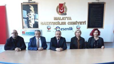 Doğru Parti Malatya'da Teşkilatlarını Kuruyor