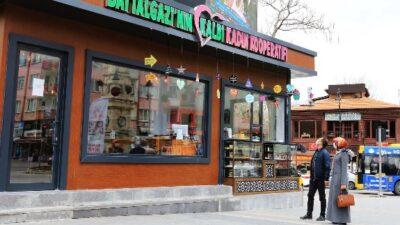 Battalgazinin Kalbi Kadın Kooperatifi Kafe Market Büyük İlgi Görüyor