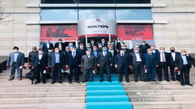 """Tüfenkci: """"3 Barajımız da Malatya Tarımı İçin Büyük Önem Taşıyor"""""""