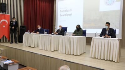 Battalgazi Meclisi Nisan Ayı Olağan Toplantısı Tamamlandı