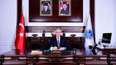 Başkan Güderden Anadolu Ajansına Kutlama Mesajı