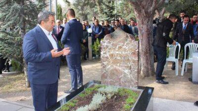Milletvekili Mehmet Fendoğlu Başbuğ Alpaslan Türkeşin 24. Ölüm Yıl Dönümünde Bir Mesaj Yayınladı