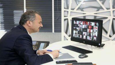 Başkan Kılınç, Miniklerin Bayramını Telekonferans Yoluyla Kutladı