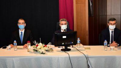 2021 Yılı 2. Dönem İl Koordinasyon Kurulu Toplantısı Düzenlendi