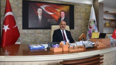 """Başkan Zelyurt: """" Ramazan ayı, ülkemize ve Doğanşehir'imize bereket ve huzur getirsin"""""""