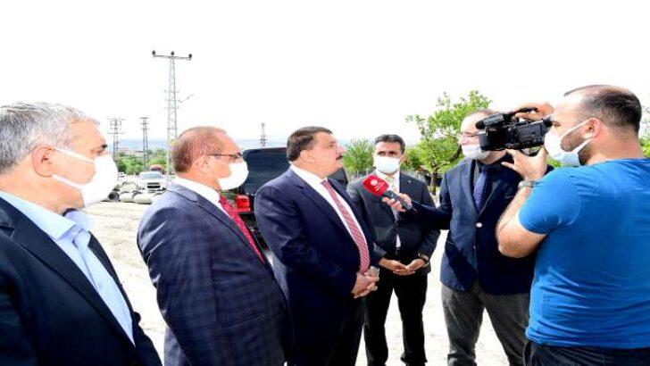 Büyükşehir Belediyesinden Orduzuya Bir Milyar TL lik Yatırım