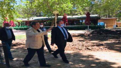 Milliyetçi Hareket Partisi Mhp Malatya Milletvekili Ve Myk Üyesi Mehmet Fendoğlu Orduzu Pınarbaşında İncelemelerde Bulundu