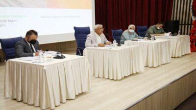 Battalgazi Meclisi Haziran Ayı Olağan Toplantısı Tamamlandı