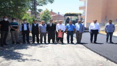 Battalgazi Belediyesinden 7 Sokağa 2 Milyonluk Yatırım