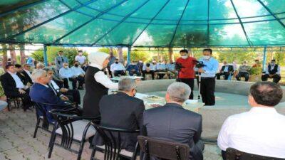 """Başkan Güder, """"Tekstilkent Projesi Hatunsuyu Ve Bölgenin Kaderini Değiştirecek"""""""