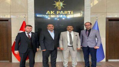 Başkan Kahveci Ak Parti İle Mhp Yol Ve Dava Arkadaşıdır